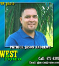 Patrick Jason Andrews