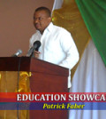 Patrick Faber (Minister of Education)