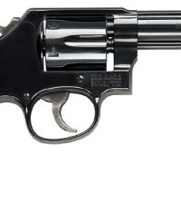 Smith & Wesson Revolver (Library Picture)