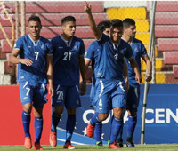 Belize loses to El Salvador