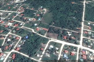 Arms of Love Primary School [Picture courtesy Google Earth]