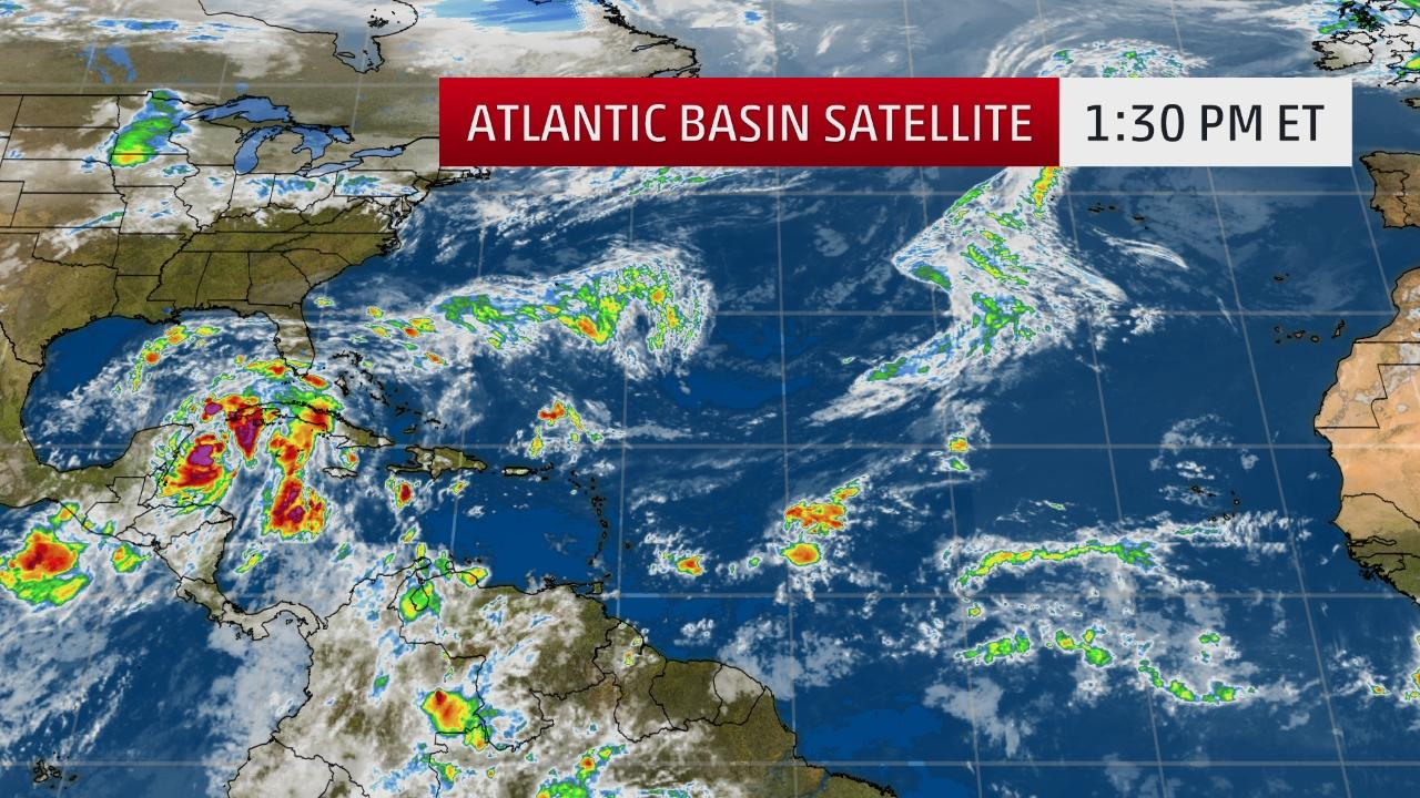 tropical storm nate passes in front of belize