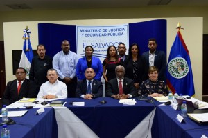 Belize/El Salvador Technical Cooperation Meeting
