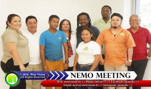 NEMO coordinators meeting [Orange Walk]